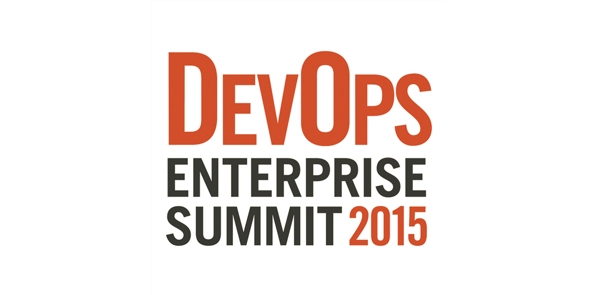 GoCD and Snap CI at DevOps Enterprise Summit 2015. Showcasing Innovation in Continuous Delivery.